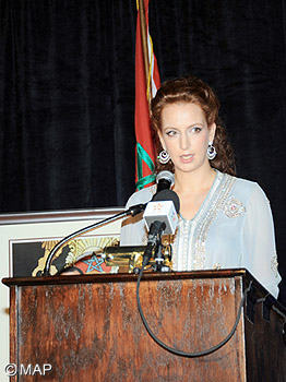 Morocco to host symposium on cancer in January- HRH Princess Lalla Salma announces